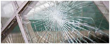 Clacton Smashed Glass